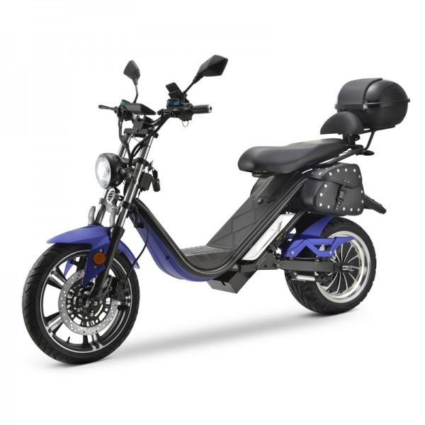 Elektro Roller zum Mieten: 4000W 1-2 Personen E- Scooter