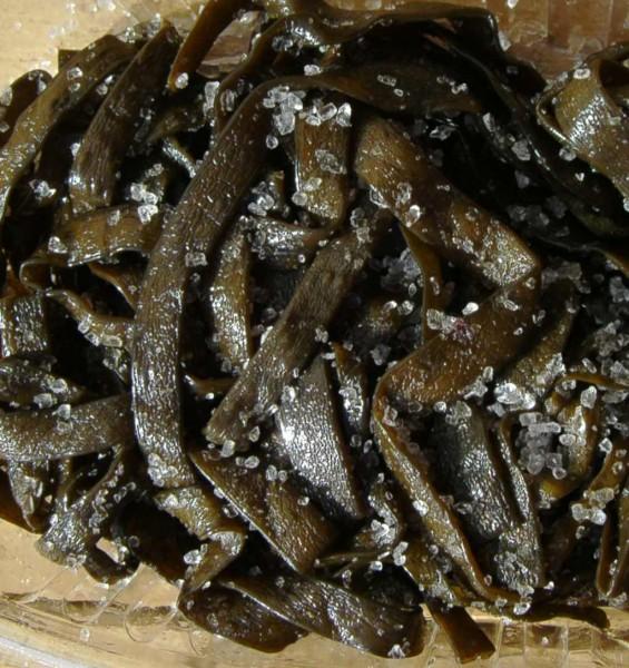 Meeresspaghetti, frisch, pro 75g, Bio