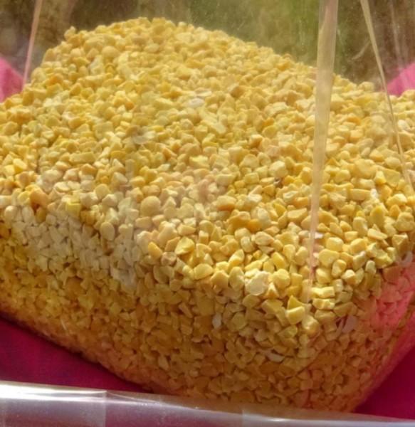 Süß- Lupinen Grits, Stückchen, 500g, Bio, weiße Lupine